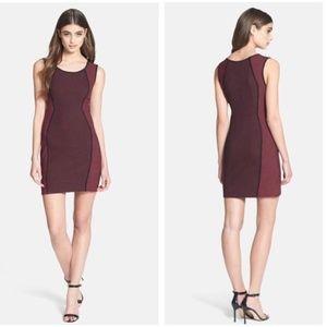 Bailey 44 Diva Doll Check Body-Con Dress